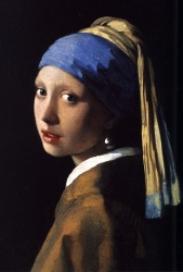Vermeer's Head of a Young Girl (image from Wikipedia)
