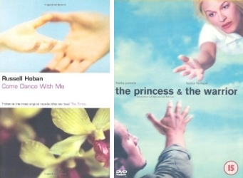 The Princess & The Warrior and Come Dance With Me covers